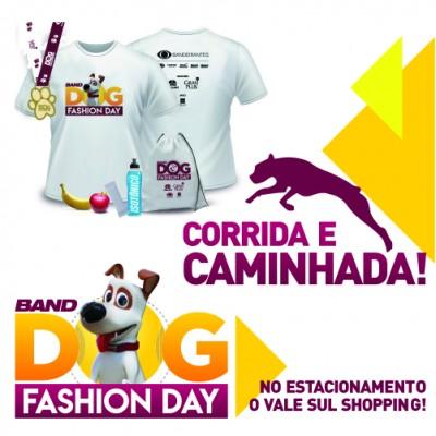 Corrida Dog Fashion Day 2019 - São José dos Campos / SP (Vale Sul Shopping)