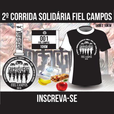 2ª Corrida Solidária Fiel Campos - Campos do Jordão / SP