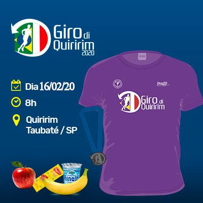 Giro di Quiririm 2020 – Taubaté / SP - 5.2k