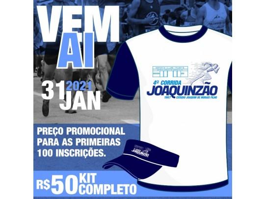 4° Corrida do Joaquinzão - 5k e 3k - Taubaté / SP